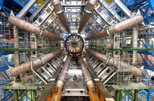 >O LHC έσπασε το παγκόσμιο ρεκόρ...
