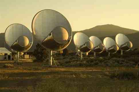 >Κλείνουν, λόγω έλλειψης κονδυλίων, τα βασικά τηλεσκόπια του SETI