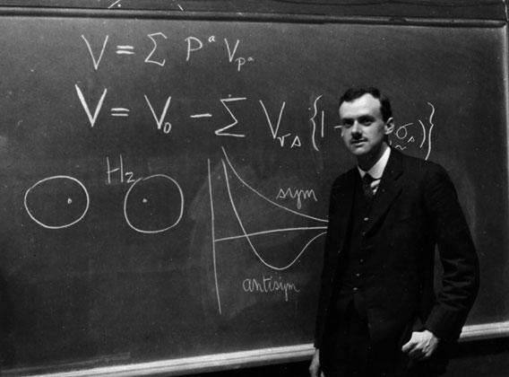 Ο Paul Dirac