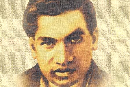 Ο ιδιοφυής αυτοδίδακτος μαθηματικός Srinivasa Ramanujan (Ραμανουτζάν)