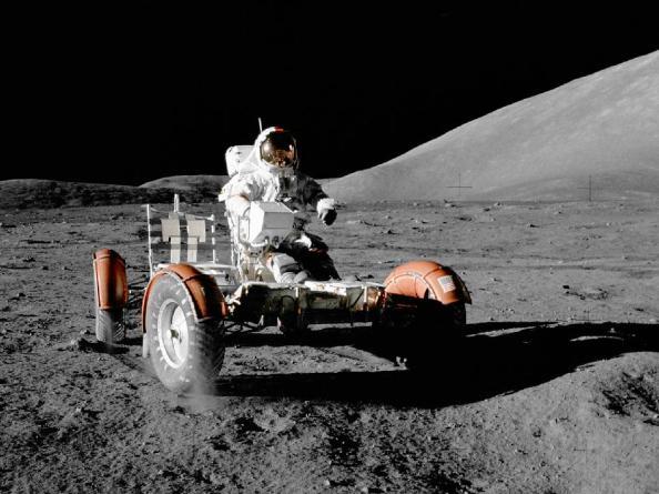 Το όχημα της αποστολής Απόλλων 17