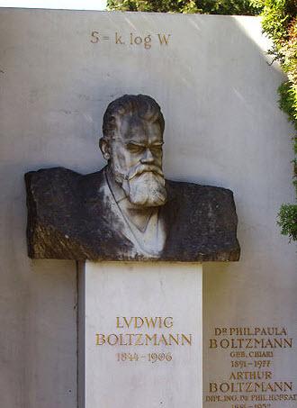Ο τάφος του Boltzmann
