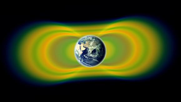 Από το το 1958 είναι γνωστές οι δύο ζώνες ακτινοβολίας Βαν Αλεν