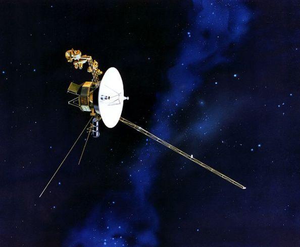 Το «Voyager 2» της NASA εκτοξεύτηκε στις 20 Αυγούστου 1977 από το Κέιπ Κανάβεραλ, στη Φλόριδα των ΗΠΑ