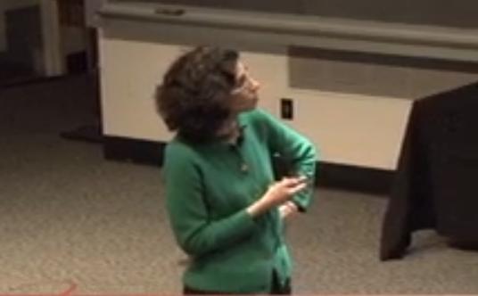 Dr. Fabiola Gianotti - CERN