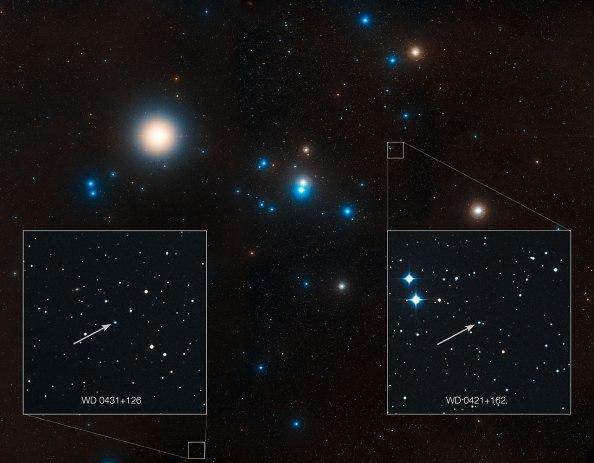 Αυτή η εικόνα δείχνει την περιοχή γύρω από το αστρικό σμήνος των Υάδων, το πλησιέστερο σε μας ανοικτό σμήνος.(Credit: NASA, ESA, STScI, and Z. Levay (STScI) )