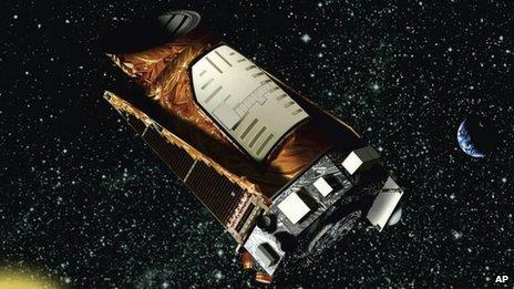 Το διαστημικό τηλεσκόπιο Kepler, το οποίο ανιχνεύει πλανήτες έξω από το ηλιακό μας σύστημα, έχει ήδη ολοκληρώσει κύρια αποστολή του