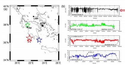 Τρεις μεγάλοι σεισμοί και τα σήματά τους