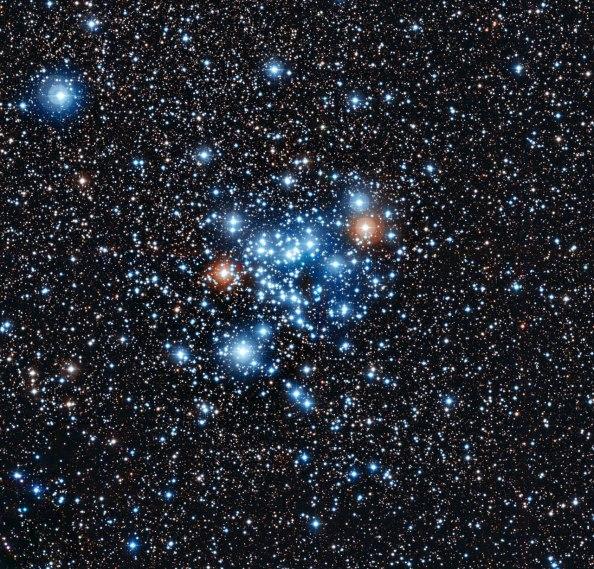 Οι αστρονόμοι χρησιμοποίησαν το 1.2 μέτρων τηλεσκόπιο Euler στο La Silla στη Χιλή. μετρώντας την λαμπρότητα περίπου τριών χιλιάδων άστρων  σε μια περίοδο επτά χρόνων.
