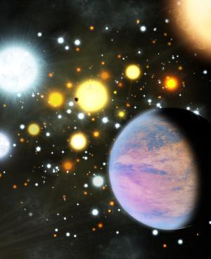 Στο αστρικό σμήνος NGC 6811 οι αστρονόμοι εντόπισαν δυο πλανήτες μικρότερους από τον Ποσειδώνα σε τροχιά γύρω από άστρα σαν τον ήλιο μας (Credit: Michael Bachofner)