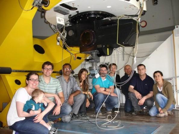 Μέλη της Διεθνούς Επιστημονικής Ομάδας RoboPol
