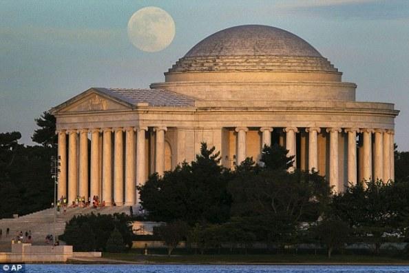 Oυάσιγκτον, Jefferson Memorial