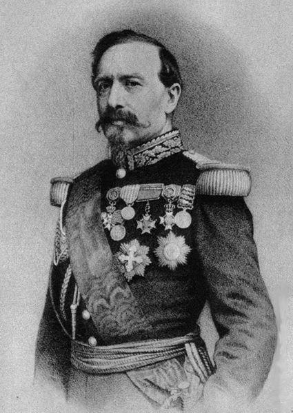 Κάρολος Βούρβαχης (Charles Bourbaki