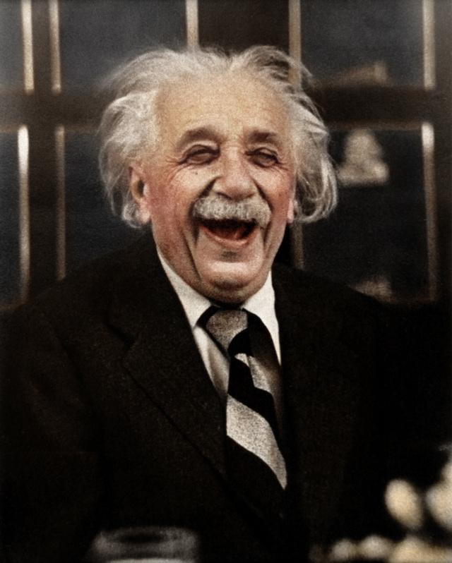 Ruth Orkin: Ο Albert Einstein στο Princeton το 1953