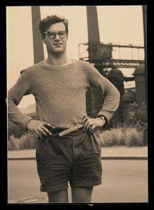 Ο Alexandre Grothendieck το 1948, 20 ετών