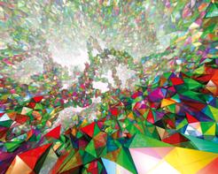 """Η Κβαντική Βαρύτητα επιχειρεί την ενοποίηση της Γενικής Σχετικότητας με την Κβαντομηχανική, θεωρώντας ότι ο χώρος συνίσταται από μικροσκοπικά στοιχειώδη κύτταρα ή """"άτομα του χώρου"""". Με την Κβαντικη Βαρύτητα οι φυσικοί φιλοδοξούν να περιγράψουν την εξέλιξη του σύμπαντος, από την Μεγάλη Έκρηξη μέχρι σήμερα, στα πλαίσια μιας ενιαίας θεωρίας."""