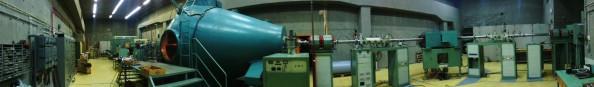 Ο επιταχυντής Χαμηλών Ενεργειών στο Ινστιτούτο Πυρηνικής Φυσικής του ΕΚΕΦΕ Δημόκριτος