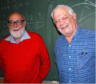 Francois Englert και Robert Brout
