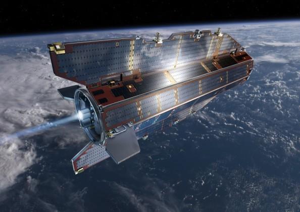 H πτώση του δορυφόρου GOGE άρχισε και είναι ανεξέλεγκτη.