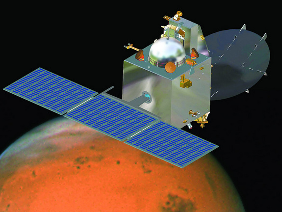 india-mars-orbiter-mission-art