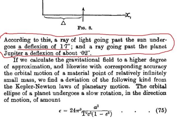 δείτε σελ. 163 ΕΔΩ: «The Foundation of the General Theory of Relativity»
