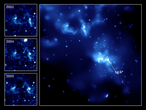 Τοξότης Α *  (Sagittarius A*)