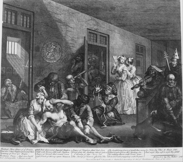 William_Hogarth_-_A_Rake's_Progress,_Plate_8,_In_the_Madhouse_-_Google_Art_Project
