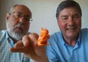 Δείτε το βίντεο με τους συγγραφείς της εργασίας J. Güémez και M Fiolhais να παρουσιάζουν την εργασία τους ΕΔΩ: brightcove.vo.llnwd.net