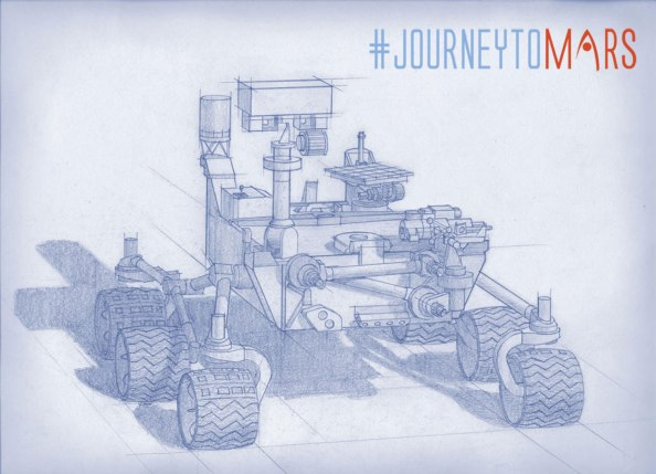 Το διαστημικό όχημα Mars 2020 θα μοιάζει με το Curiosity, το διαστημικό όχημα που εξερευνά την επιφάνεια του Άρη από το 2012, αλλά τα επιστημονικά όργανα που θα διαθέτει θα είναι πολύ πιο προηγμένα