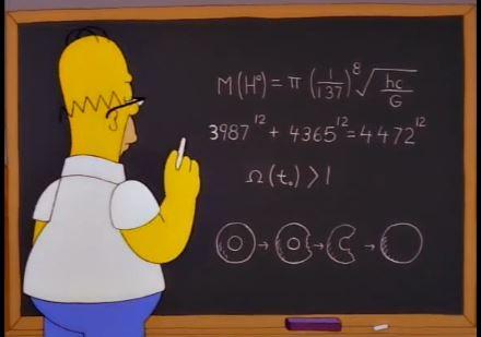 """Το στιγμιότυπο είναι από το επεισόδιο της σειράς """"The Simpsons""""  με τίτλο: The Wizard of Evergreen Terrace που μπορείτε να το παρακολουθήσετε ΕΔΩ"""