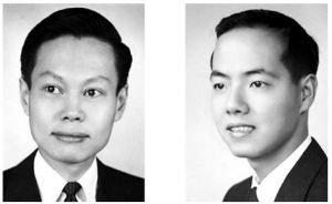 Οι Chen Ning Yang και Tsung-Dao (T.D.) Lee τιμήθηκαν με το βραβείο Νόμπελ Φυσικής το 1957 την διεισδυτική έρευνά τους σχετικά με τους νόμους της ομοτιμίας η οποία οδήγησε σε σημαντικές ανακαλύψεις στη φυσική των στοιχειωδών σωματιδίων.
