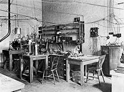 Το εργαστήριο του Rutherford