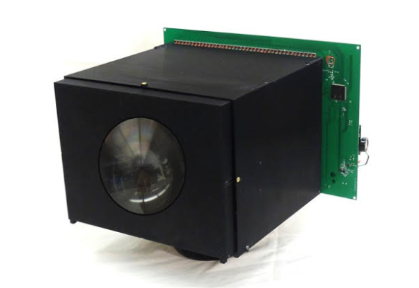Self-powered camera