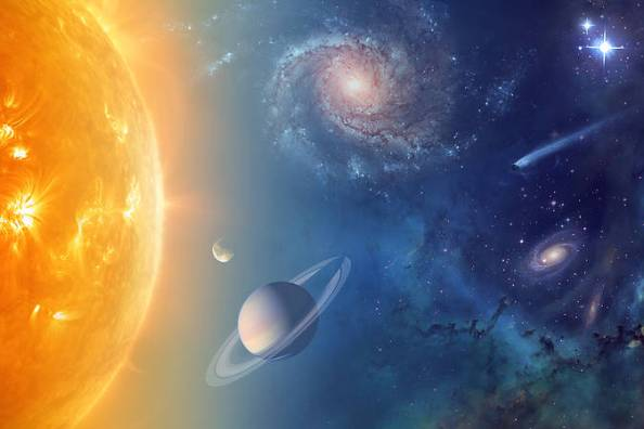 Οι παρατηρήσεις από διαστημικά σκάφη και τηλεσκόπια δείχνουν πως το νερό δεν είναι κάτι σπάνιο στο πλανητικό μας σύστημα και ευρύτερα στον γαλαξία μας