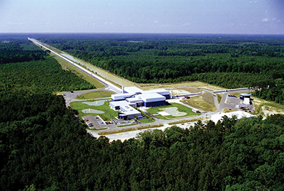 LIGO Livingston observatory