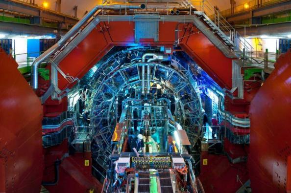 Ο ανιχνευτής ALICE στο CERN