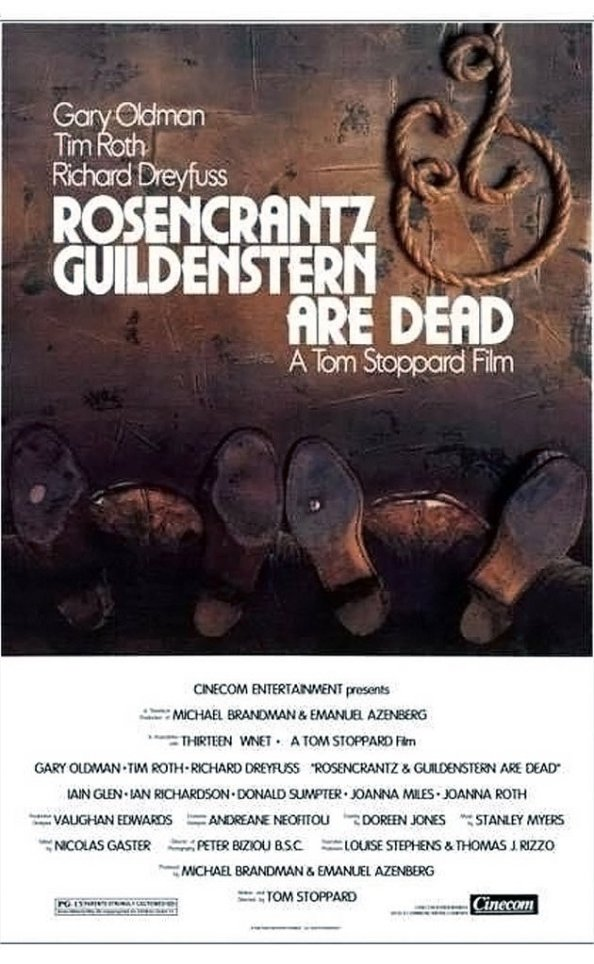 Rosencrantz Guildenstern Are Dead
