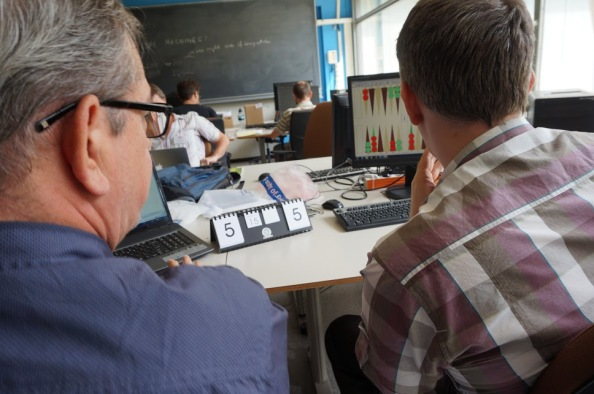 Στη φετινή Ολυμπιάδα Υπολογιστών υπήρξαν 108 συμμετοχές σε 28 αγωνίσματα. Ο «Παλαμήδης» κατέκτησε το χρυσό μετάλλιο