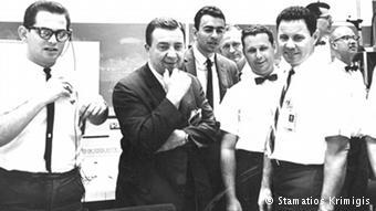 Βαν Άλεν και Κριμιζής το 1965