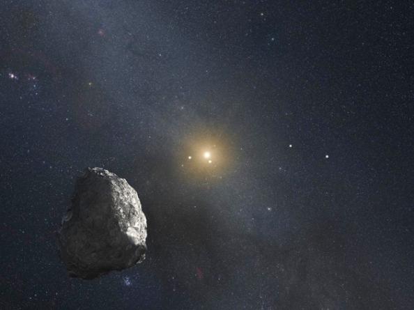 To πιο μακρινό αντικείμενο του Ηλιακού Συστήματος