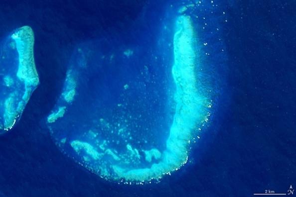J: Trunk Reef, Αυστραλία