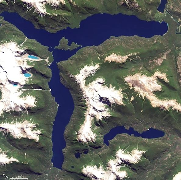 R: Lago Menéndez, Argentina