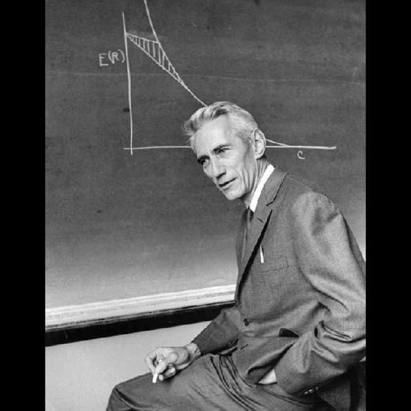 Claude Shannon, Οκτώβριος 1968