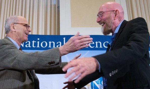 Rainer Weiss και Kip Thorne
