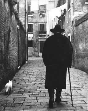 Venice 1960s (Photo Horst Tappe)