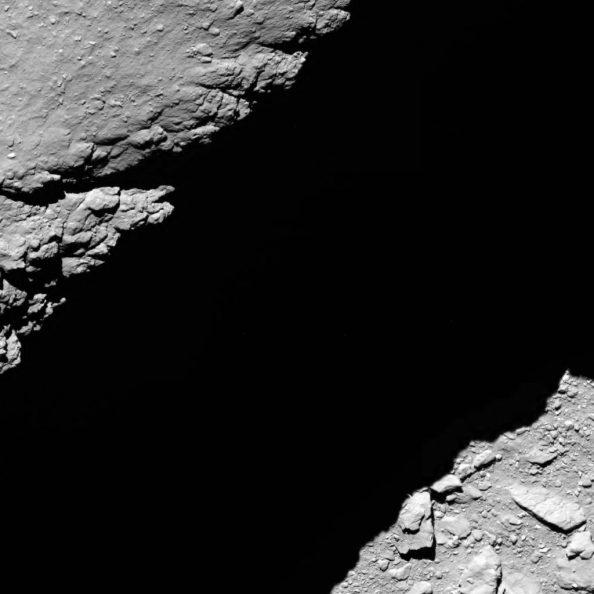 1,2 km από τον κομήτη (30/9/2016, 10:14 GMT)