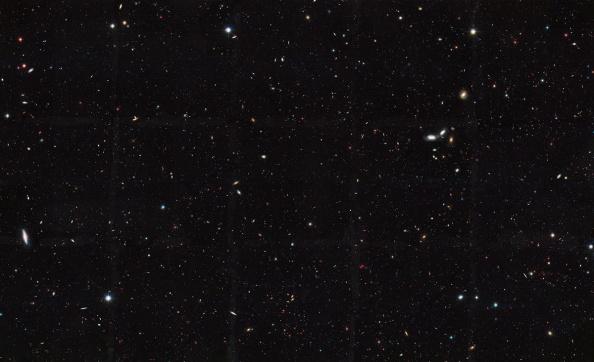 «Θεέ μου, είναι γεμάτο από γαλαξίες!