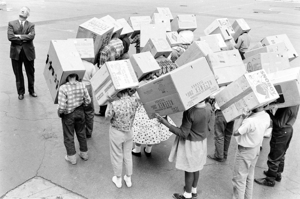 Ολική έκλειψη Ηλίου, ένα σχολείο για τους παρατηρητές