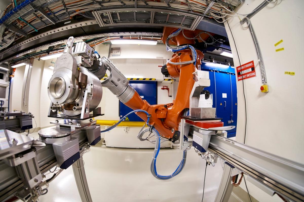 Το CERN-MEDICIS θα βοηθήσει στην ιατρική έρευνα κατά του καρκίνου