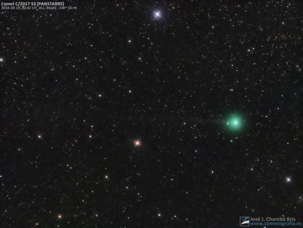 comet C2017s3